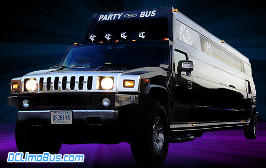 DC Hummer Limo service