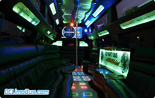 DC Limo Bus. DC Party Bus. DC Hummer Limo. DC Limo Bus Rentals.