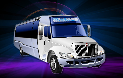 DC Limo Bus service